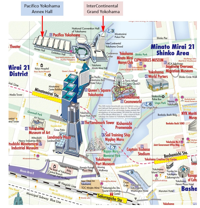 Yokohama Subway Map Pdf.Icfc2014 Conference Site
